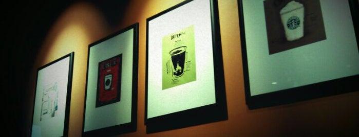 Starbucks is one of Gespeicherte Orte von Dasha.