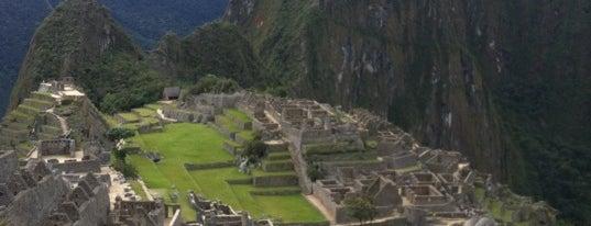 Wayna Picchu is one of cusco.