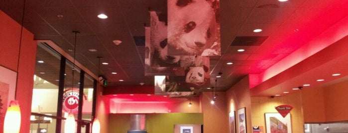 Panda Express is one of Been Here.