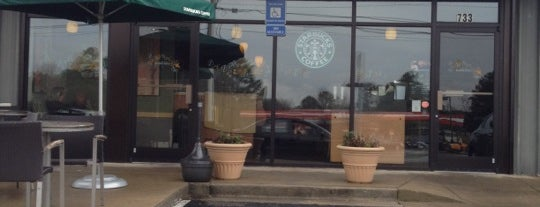 Starbucks is one of Locais curtidos por Jeff.
