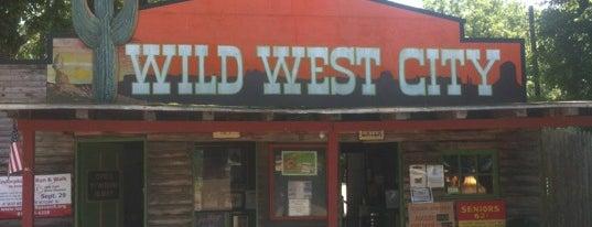 Wild West City is one of Posti salvati di Terri.