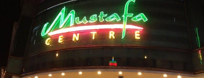 Mustafa Centre is one of My Singapore Trip'12.