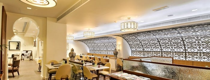 The Palace Cafe is one of Dubai Food 3.