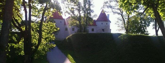 Замки Прибалтики