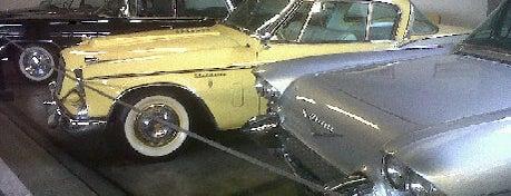 Museo del Automóvil is one of Museos en DF.