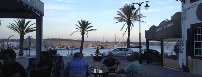 Hostal La Palma is one of Menorca.