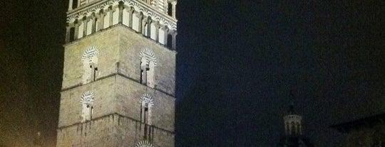 Pistoia is one of Italian Cities.