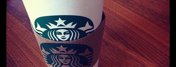 Starbucks is one of Posti salvati di Teresa.