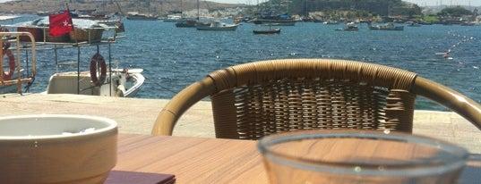 Ali Cengiz Cafe is one of EGE.