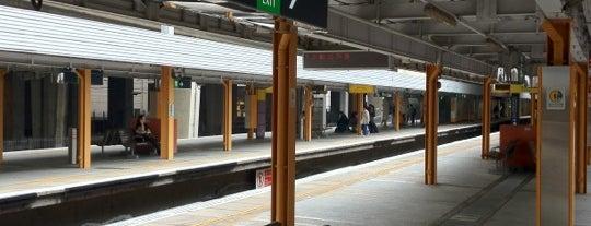 MTR Fo Tan Station is one of Orte, die Kevin gefallen.