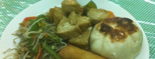 La Vida Verde comida china vegetariana is one of Restaurantes & Bares.