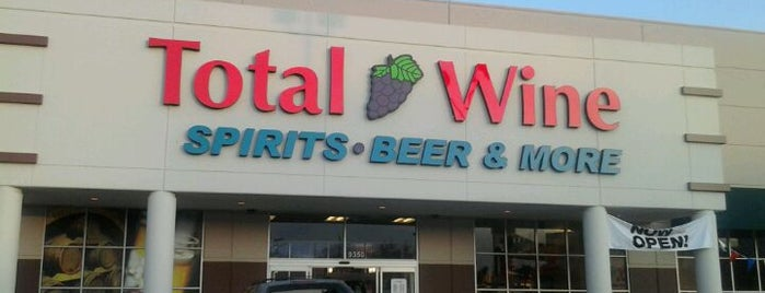 Total Wine & More is one of Tempat yang Disukai Timothy.