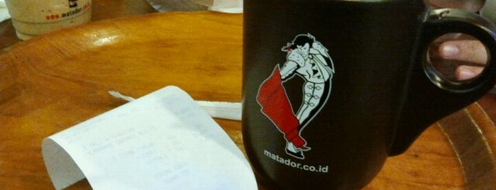 Matador Country is one of Medan culinary spot.