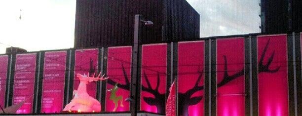 Nationaltheater Mannheim is one of Lugares guardados de Nurdan.