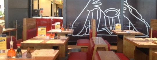 wagamama is one of Lugares favoritos de Sotiris T..