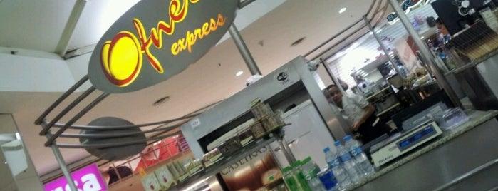 Ofner Express is one of สถานที่ที่บันทึกไว้ของ Yusef.