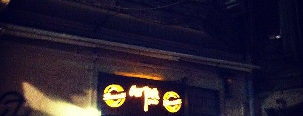 Arpa is one of Zero Dağıtım Noktaları: Gece & Müzik.