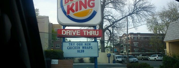 Burger King is one of Alan : понравившиеся места.