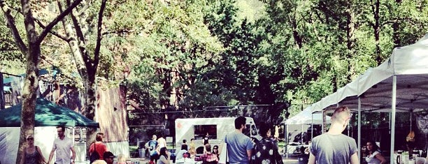 Hester Street Fair is one of Places.