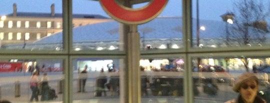 King's Cross St. Pancras London Underground Station is one of Underground Stations in London.