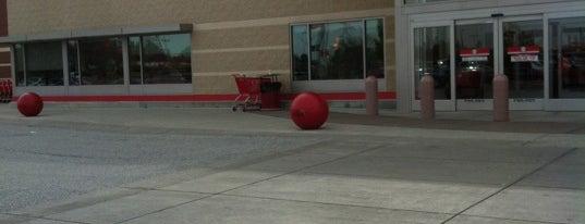 Target is one of John : понравившиеся места.