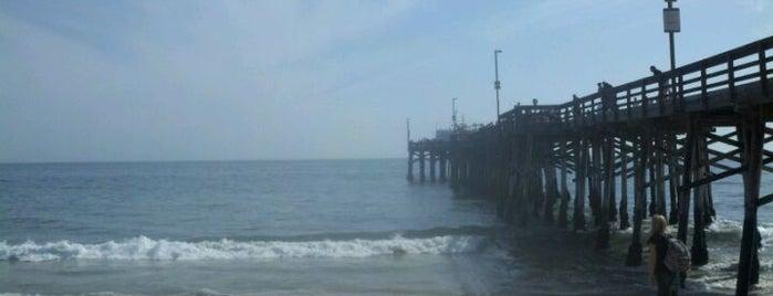 Balboa Pier is one of SoCal Activities.
