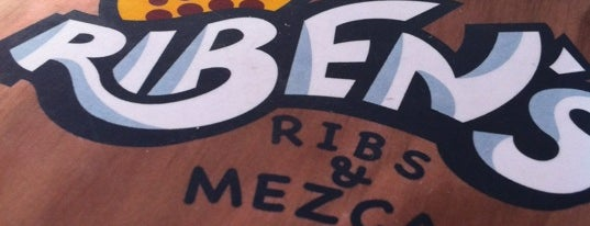 Riben's Ribs & mezcal is one of Querétaro.