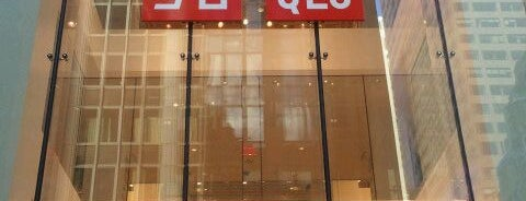UNIQLO is one of Orte, die Jorge gefallen.