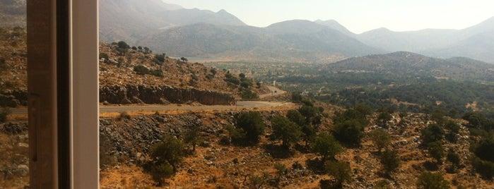 Lassithi-Crete is one of Crete.