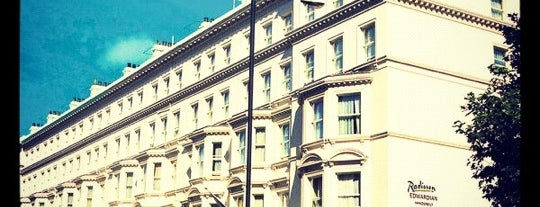 Radisson Blu Edwardian Vanderbilt Hotel is one of Orte, die Waleed gefallen.