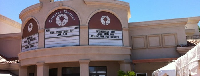 Camelot Theatres is one of by necessity, not necessarily by choice (1 of 2).