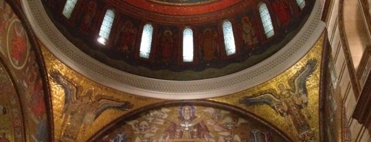 Cathedral Basilica of Saint Louis is one of Best Places in #STL #visitUS.