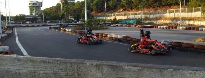 Maltepe Karting is one of Eğlencelik / Aktivite.