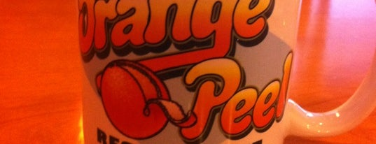Orange Peel is one of Tempat yang Disukai Carissa.