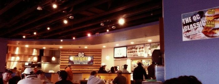 OC Burgers is one of Kathryn'ın Beğendiği Mekanlar.
