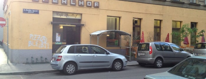 Cafe Sperlhof is one of Lokaltipps Wien / To Go.