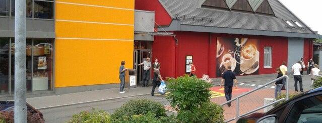 McDonald's is one of Orte, die Babbo gefallen.