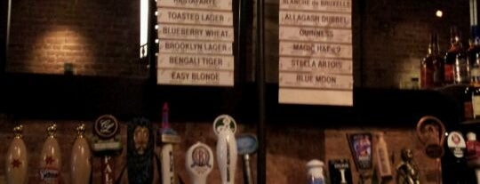 The Belfry is one of NYC Craft Beer Spots.