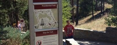 Presidential Trail is one of Melissa : понравившиеся места.