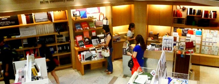 Eslite Stationary Store is one of Lugares favoritos de Sonia.