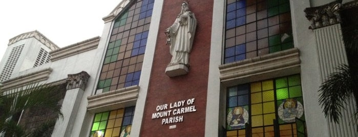 Our Lady of Mount Carmel Parish is one of Posti che sono piaciuti a Mhel.
