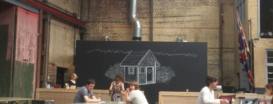 Camp & Furnace is one of Liverpool.