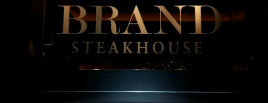 Brand Steakhouse & Lounge is one of USA i Oktober.