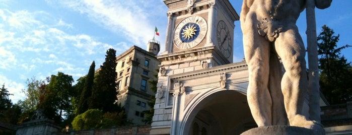 Udine is one of Italian Cities.