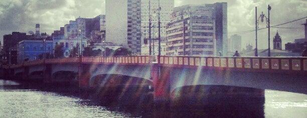 Recife is one of Cidades que conheço.