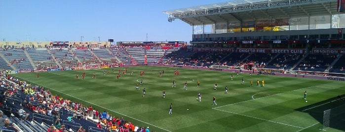 SeatGeek Stadium is one of All-time favorites in United States (Part 1).