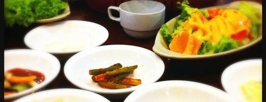 Hansik Korean Restaurant is one of The Ultimate Chillout & Dining Experience Vol. I.
