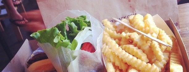 Shake Shack is one of Good Restaurants.
