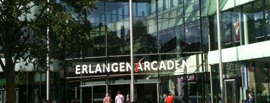 Erlangen Arcaden is one of Lugares favoritos de Evren.