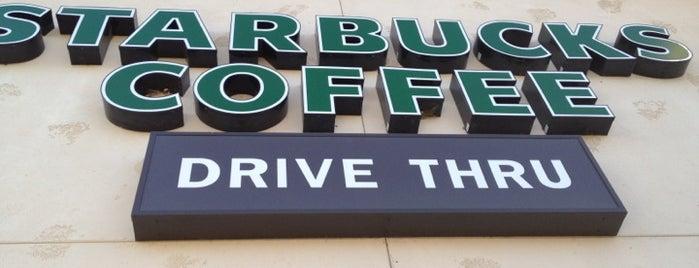 Starbucks is one of Missie 님이 저장한 장소.
